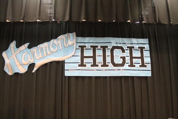 Harmony High Group Pics