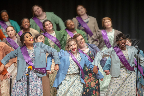Tift County Spring Show - Ladies Choice