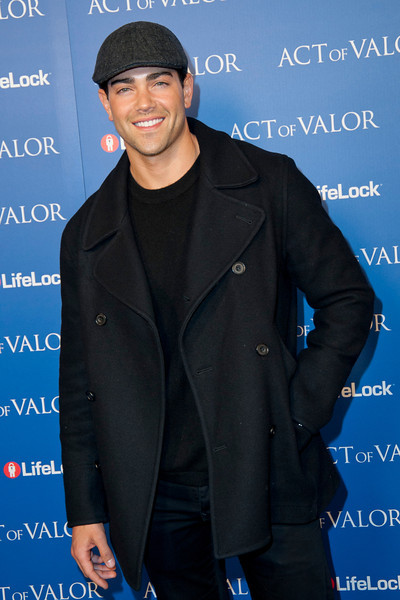 HOLLYWOOD, CA - FEBRUARY 13: Actor Jesse Metcalfe arrives at the premiere of Relativity Media's 'Act Of Valor' held at ArcLight Cinemas on February 13, 2012 in Hollywood, California. Photo taken by Tom Sorensen/Moovieboy Pictures.