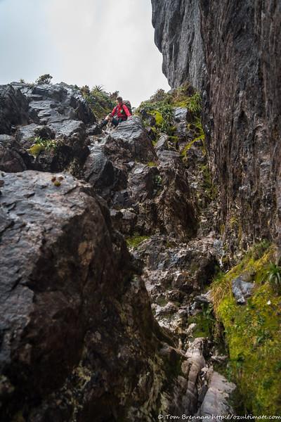Super steep!