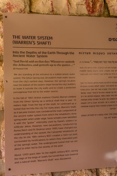 Water System (Warren's Shaft