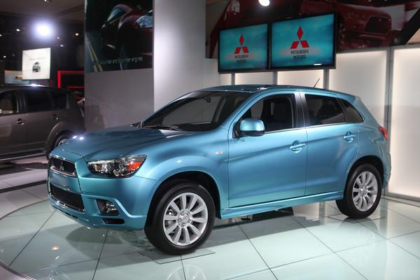 Mitsubishi - 2010 NYIAS
