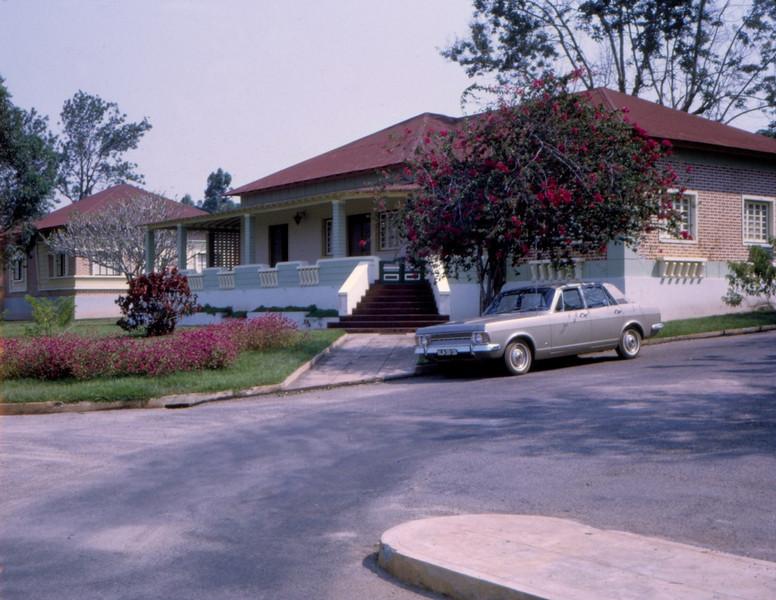Dundo, Junho 1970 - K205, da rua 17