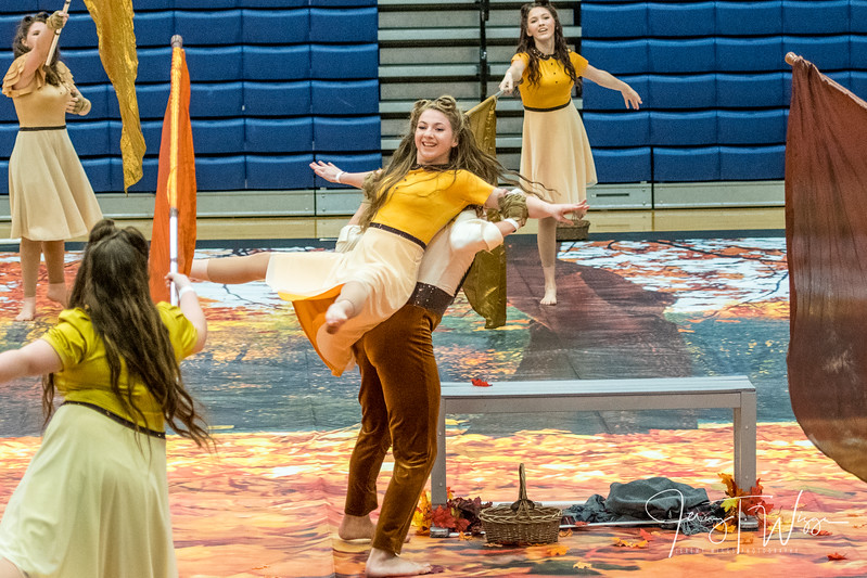 2-18-18 Fort Mill Winter Guard - WGI Regional - Knoxville