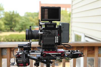 Music Video shoot with Red Epic