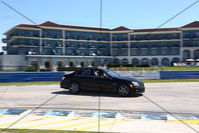 20 Black Mercedes