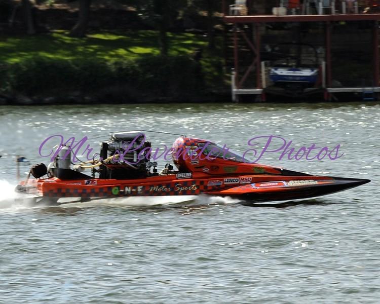 Lakefest Drag Boat Race IHBA Marble Falls 09 Aug 2009