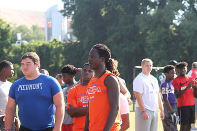 Daba Swinney High School Camp Session 2: Day 2 Morning