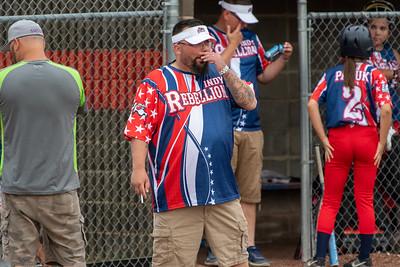 2021-07-25 Indy Rebellion Softball at MSA