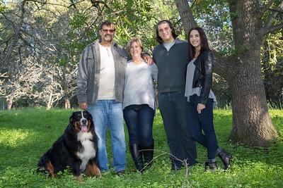 The Zanardi Family, Jan 2017