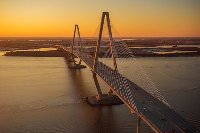 Charleston, SC from Above