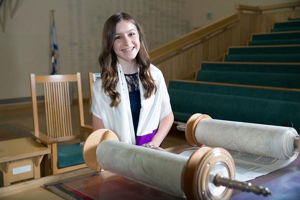 Hannah M. Bat Mitzvah