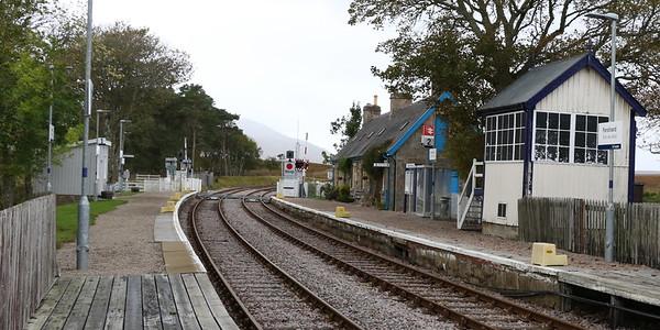 Forsinard Station - 28 September 2018
