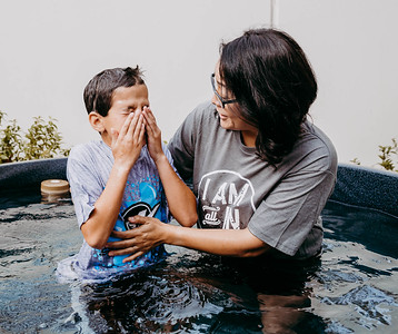 Saddleback Baptism 11/12/17