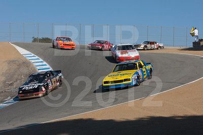 2012 Monterey Pre-Reunion Saturday Group 10 – 1974-1990 Stock Cars with Disc Brakes