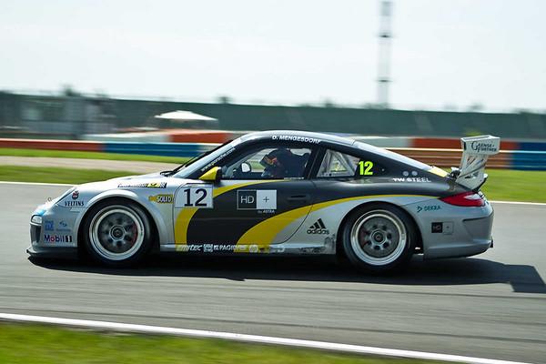 Porsche Cup Race Eurospeedway Lausitz