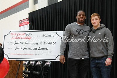 Nick Chubb Scholarship
