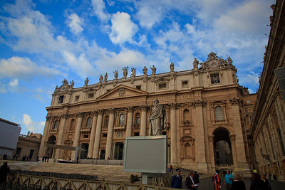 Italy, Rome, The Vatican and Papal Audience