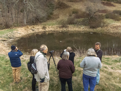 Birding by Ear With Tait Johansson