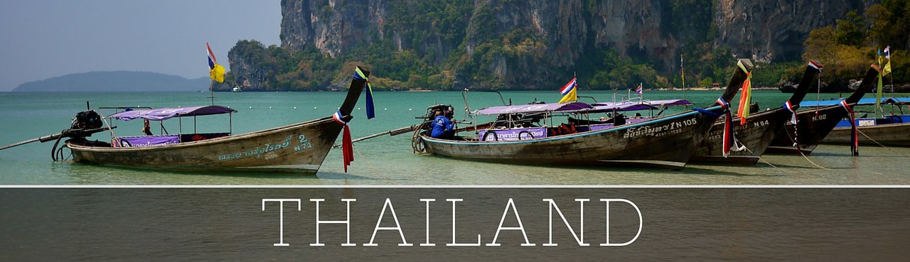 travel guide to thailand