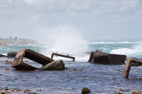 Cuba Seascape
