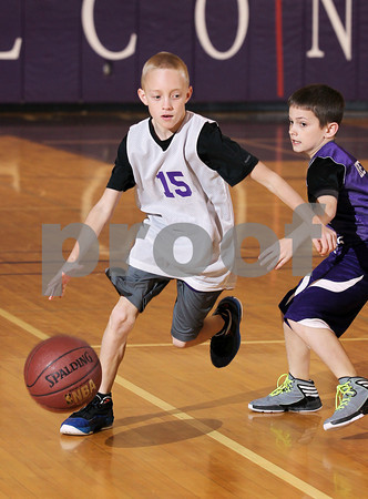 2013 Coudersport 5th and 6th Grade Boys Basketball