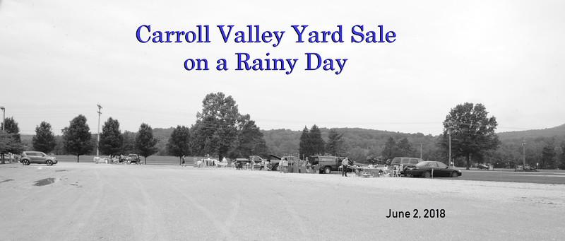 Yard Sale - June 2018
