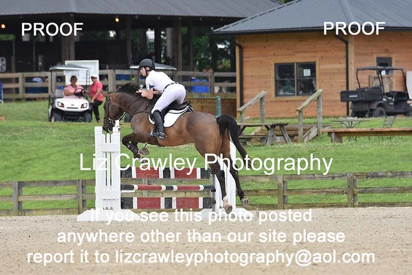 CARSON CROWELL AND LISMAKEERA QUALITY CLOVER #132