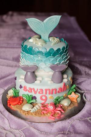Savannah's 9th Birthday Party 2013