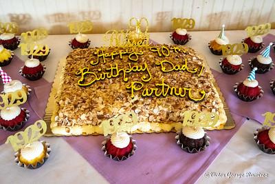 2019 - Partner's 90 th Birthday Party - Feb 23, 2019 -Mama Mia's