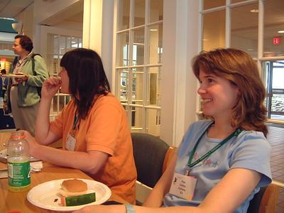Concord Academy 20th - June 2003