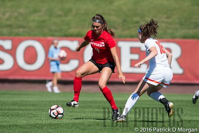 Rutgers Women v Illinois 09-25-2016