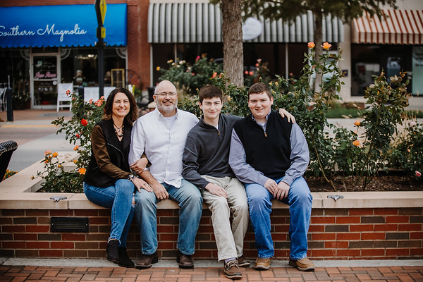 Bowles Family 2020