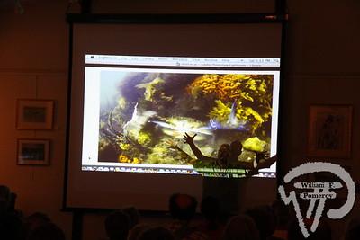 WELLFLEET PUBLIC LIBRARY— ethan daniels' book talk — Wellfleet, MA 6 . 19 - 2010