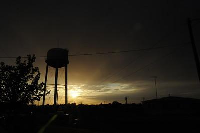 West Texas OilField