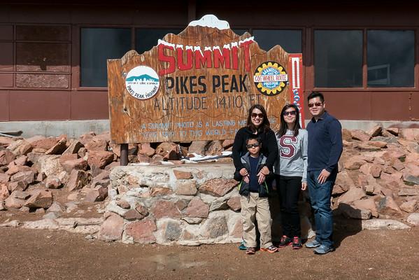 Colorado Springs 2014