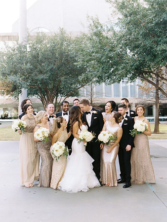 Catherine and Josh Wedding