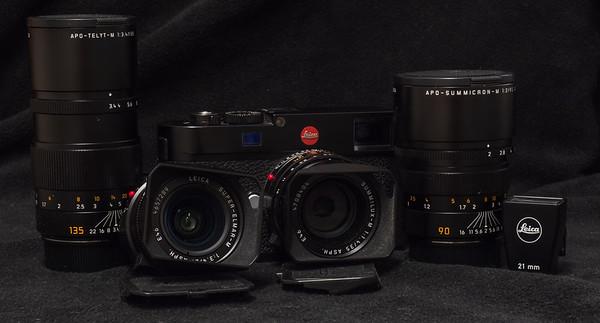 Leica M262 Images