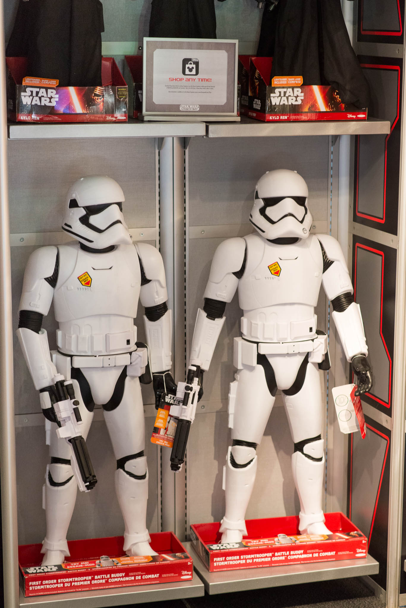Disney's Hollywood Studios - Star Wars Launch Bay Stormtrooper