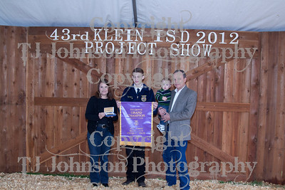 2012 KISDLivestock Show Awards 2