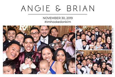 Angie & Brian's Wedding