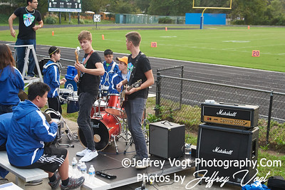 10-05-2018 Winston Churchill HS Marching Band at Winston Churchill HS, Photos by Jeffrey Vogt Photography