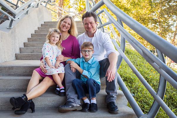 Ammons Family 2018