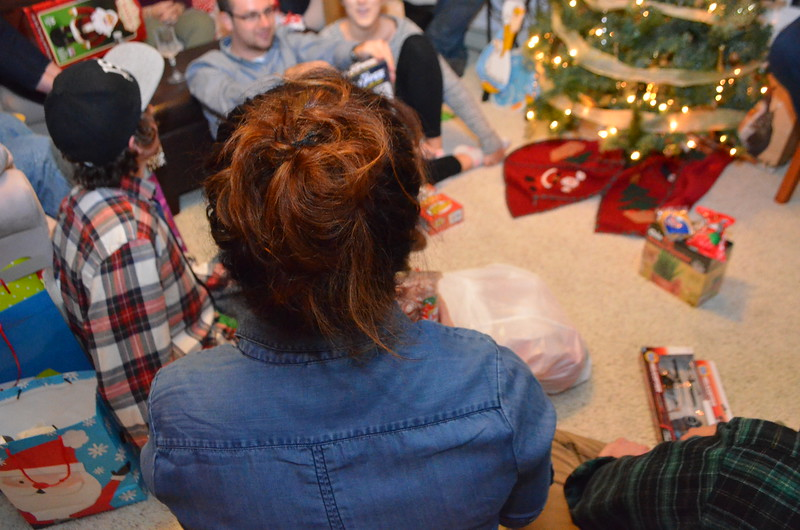 Erika's hairdo