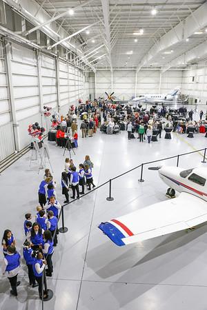 2019 Nov 18 - Concord Padgett Regional Airport 25th Anniversary Celebration
