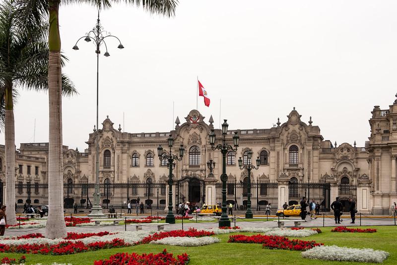 Government Palace of Peru