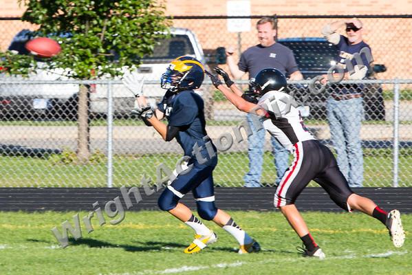 2013 10 10 Clarkston Freshman Football vs Troy