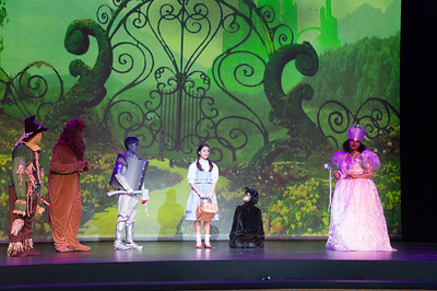 Wizard of Oz Musical 2019