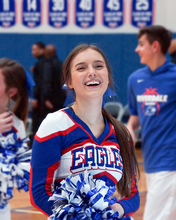 LB BBK Cheerleaders Pregame (2019-01-25)