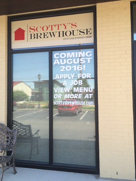 New place coming to the old Dakotas location